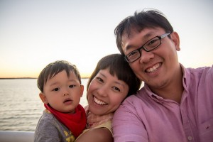 The Liew family