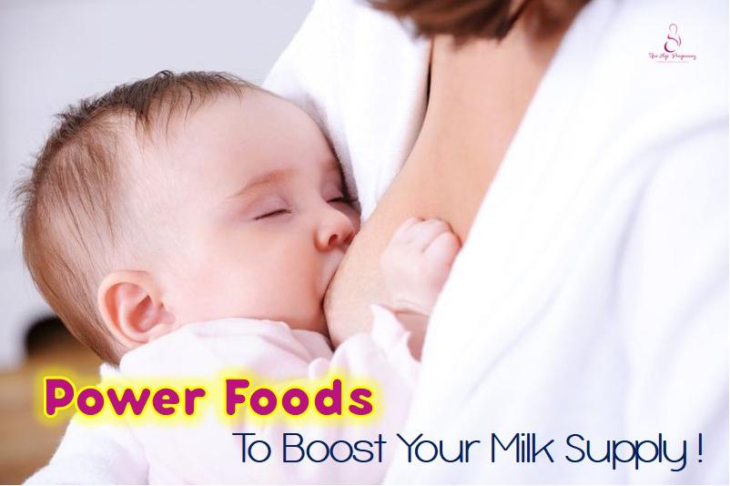 food that will increase breastmilk
