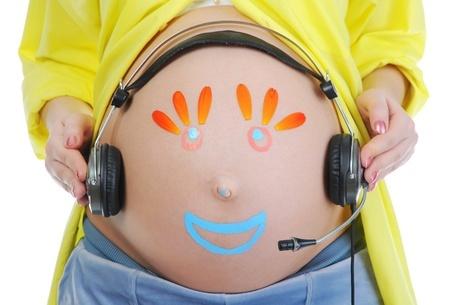 prenatal music stimulation