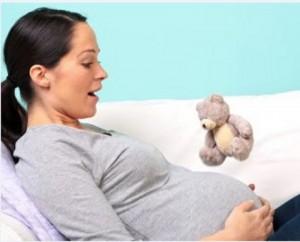 pregnancy at week 8