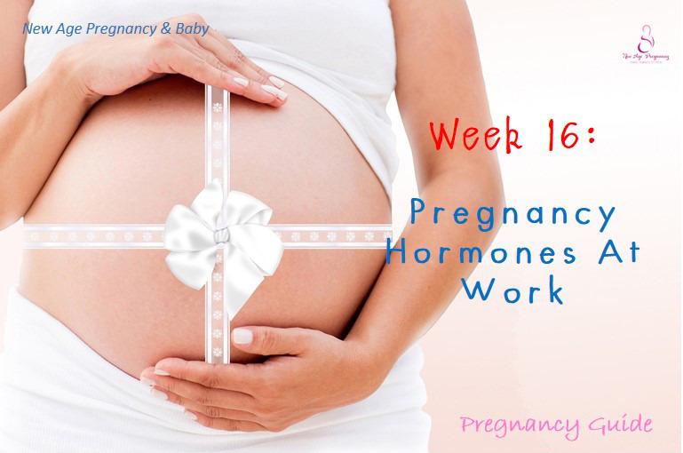 pregnancy hormones affect mothers