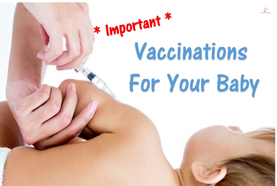 Vaccinations for babies