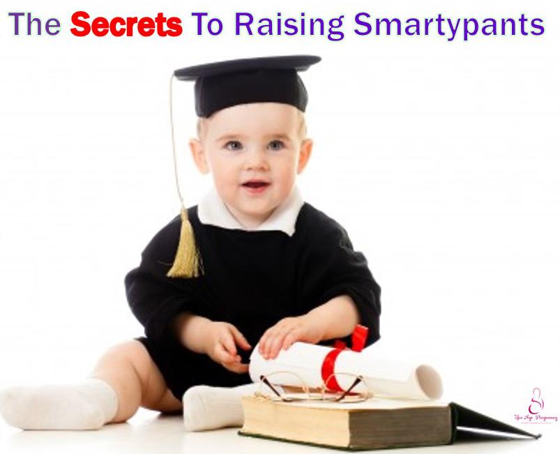 secret to raising smartypants