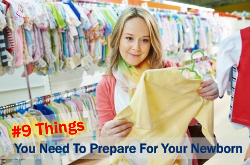 things to prepare for your newborn