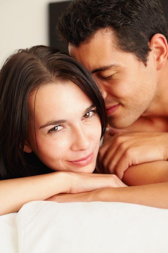 loving husband and wife