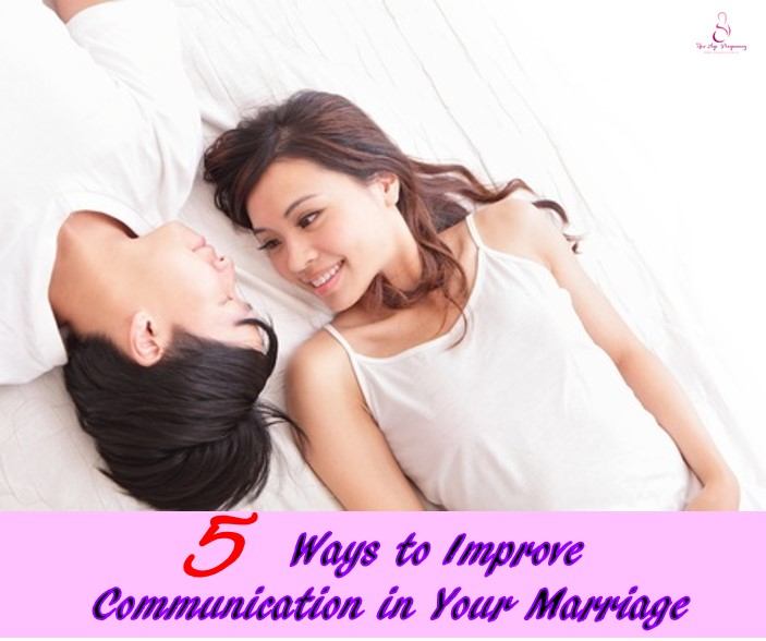Build on Communication in Marriage