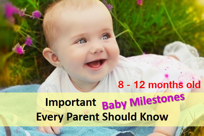 Important baby milestones every parent should know part for Gardening 8 months pregnant