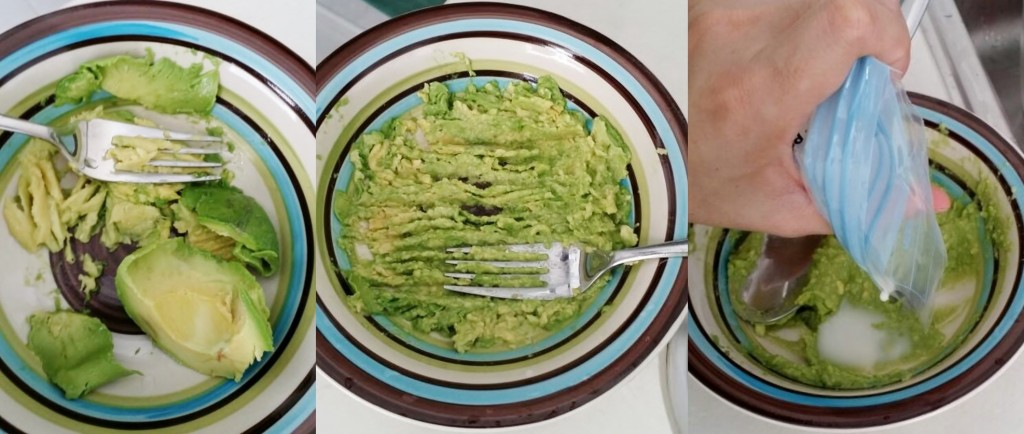 How To Make Avocado Purée In 4 Easy Steps | Pregnancy in ...