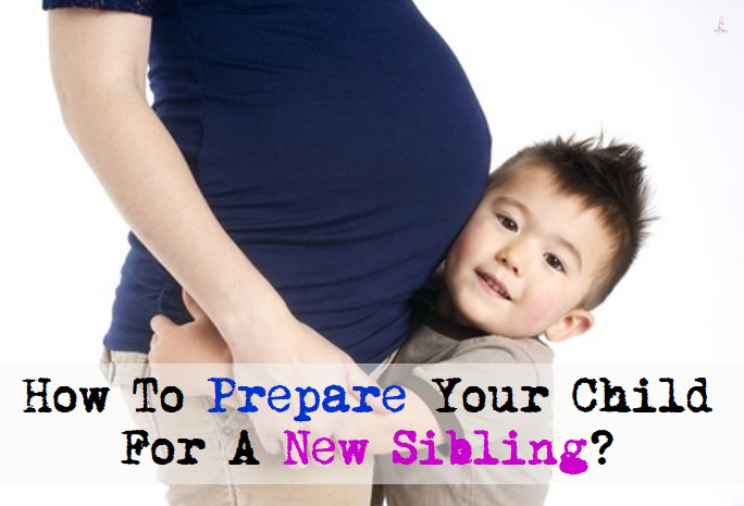 preparating your child for a new sibling