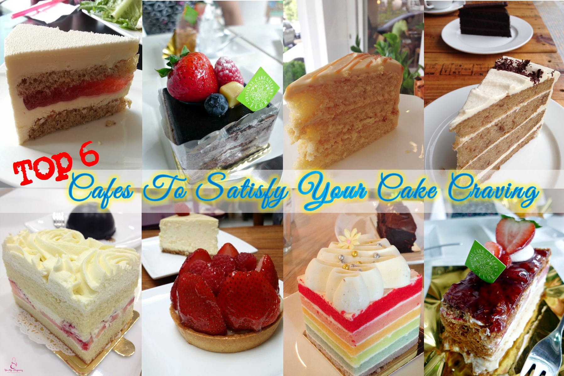 6 Best Cafes To Satisfy Your Cake Craving Pregnancy In Singapore