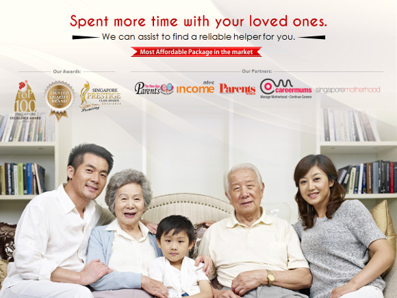 Family with Elderly