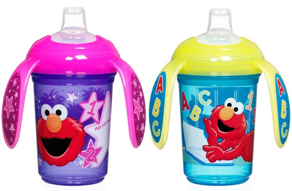 Munchkin Elmo Trainer Cup