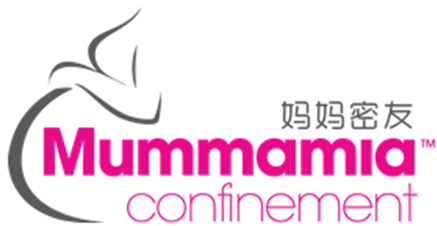 mummamia confinement logo