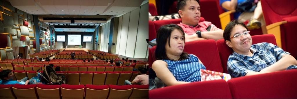 Parenting With Love Seminar 2014