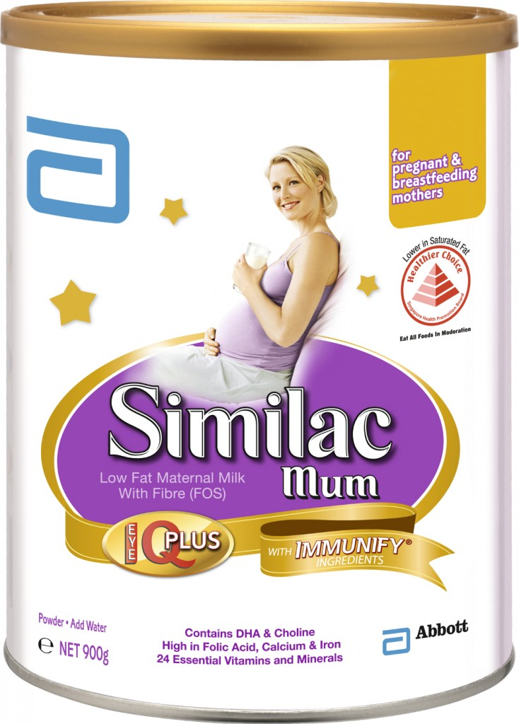 Similac Mum Eye Q Plus