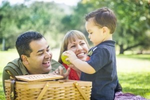 playing and interacting with your child