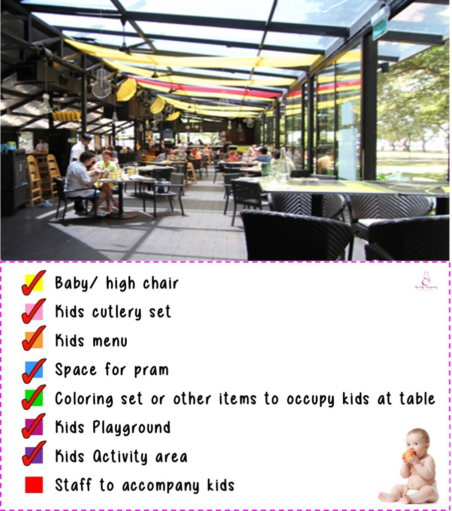 best Kids Friendly Restaurant In Singapore