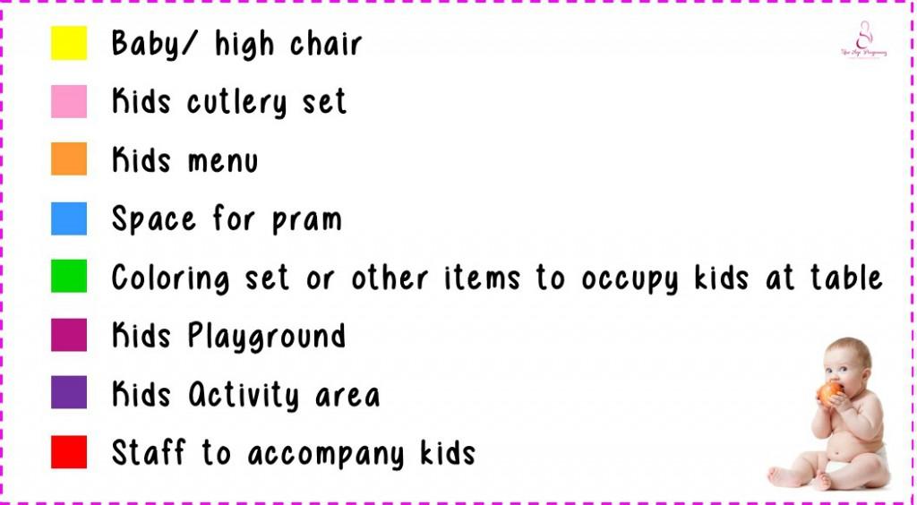 Kids Friendly Restaurant In Singapore