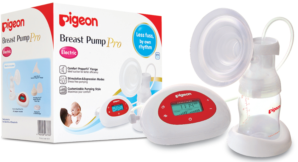 Pigeon baby products