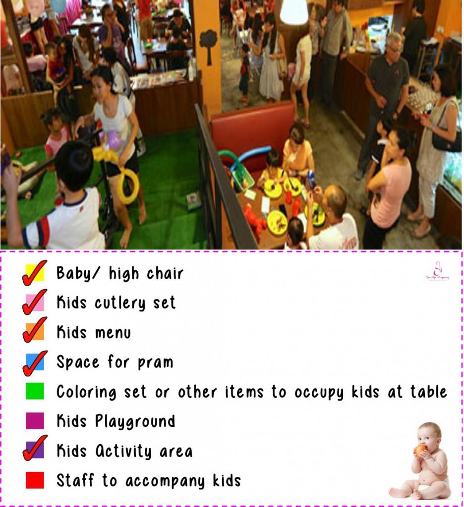 best Kids Friendly Restaurant In Singapore