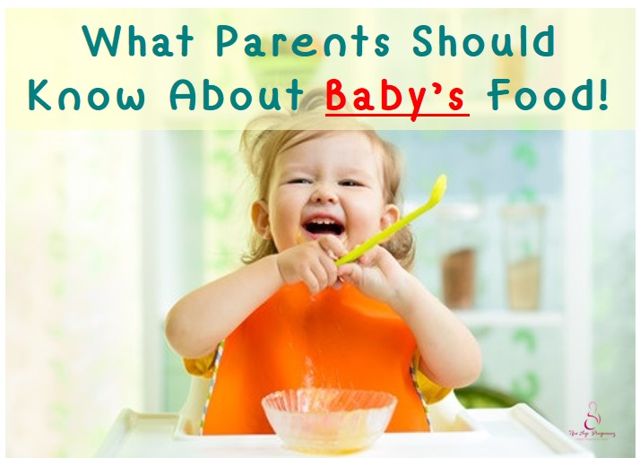 baby health and nutrition