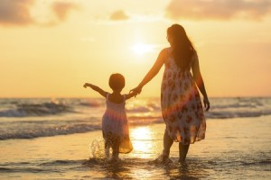how to spend time together with your child