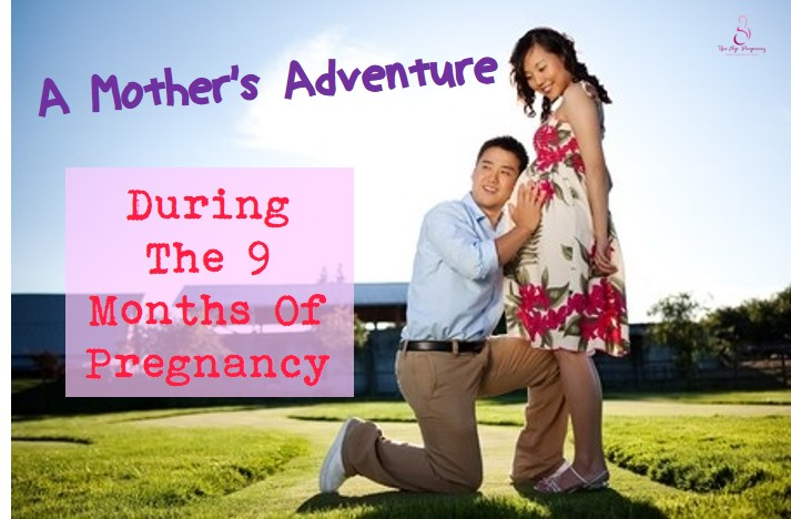 A new mother's pregnancy journey