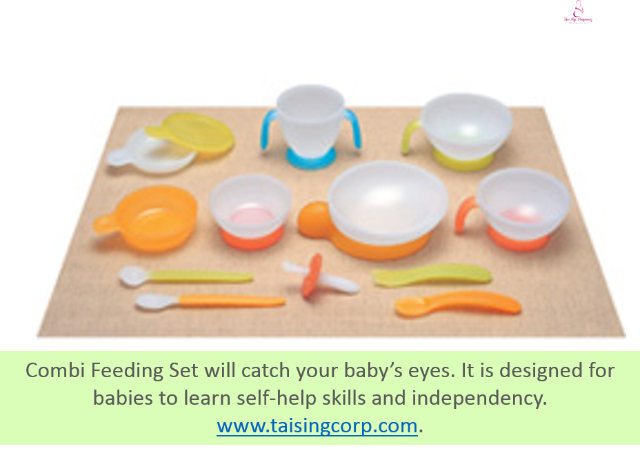 how to teach baby self help skills