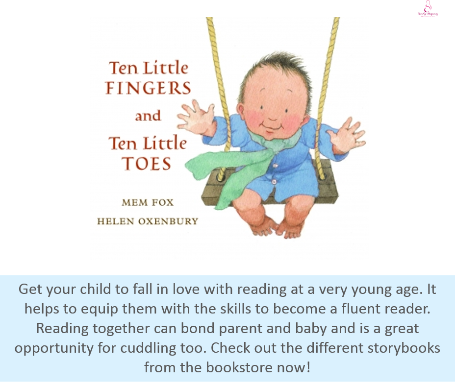 reading to your baby is beneficial to their development