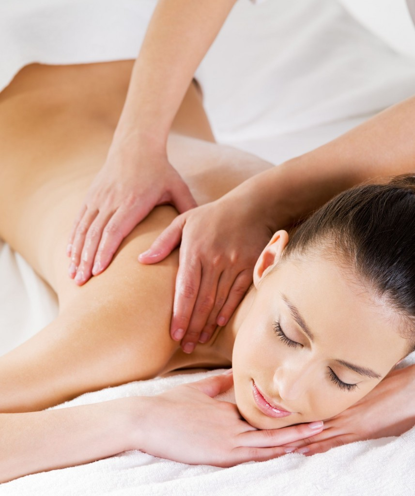 massage for post pregnancy