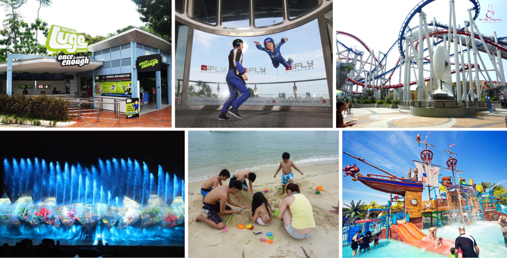 Holiday destination for children