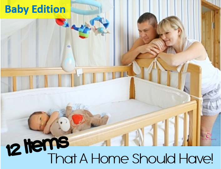 things to buy for your house to welcome your baby