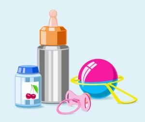 build up baby's immunity