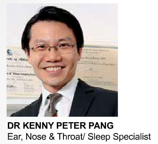 Clinical Director of Pacific Sleep Centre