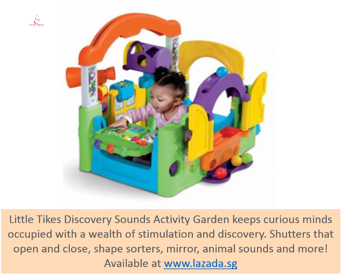 play activities to engage babies from 9 - 12 months