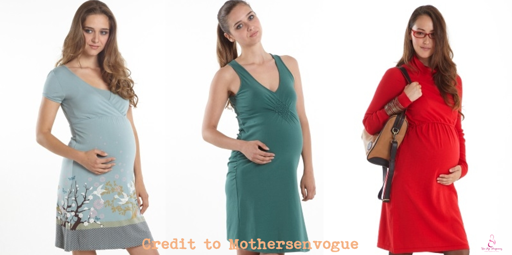 Lunar New Year Fashion for Pregnant Mums