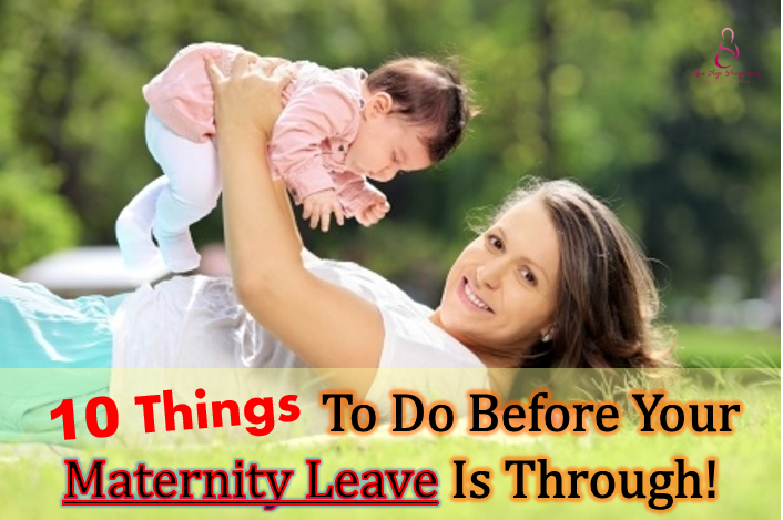 during maternity leave