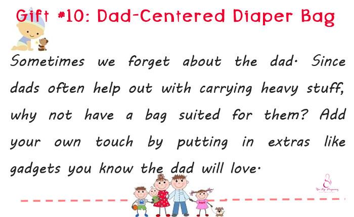 getting diaper bag