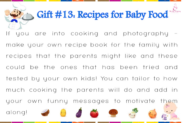 recipes for baby