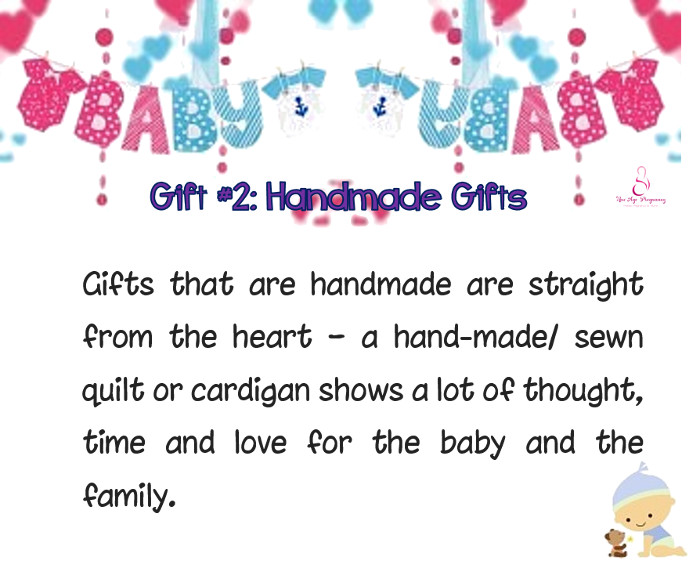 handmade gifts for new parents
