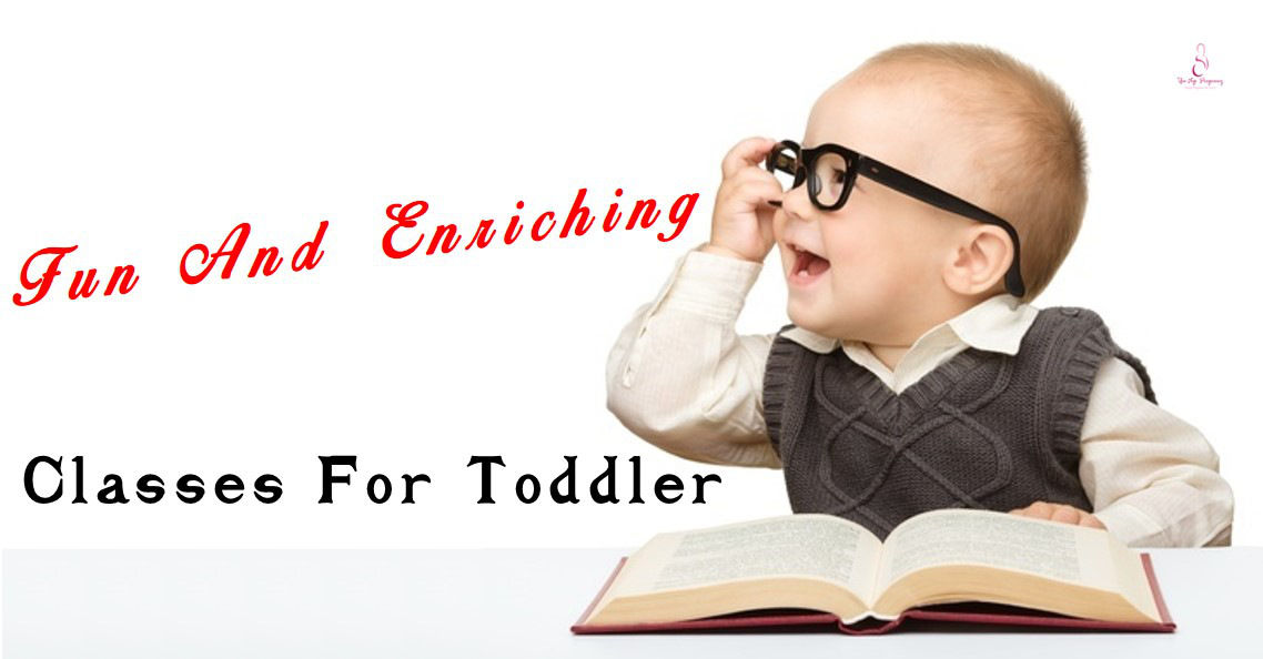 enrichment classes for toddler