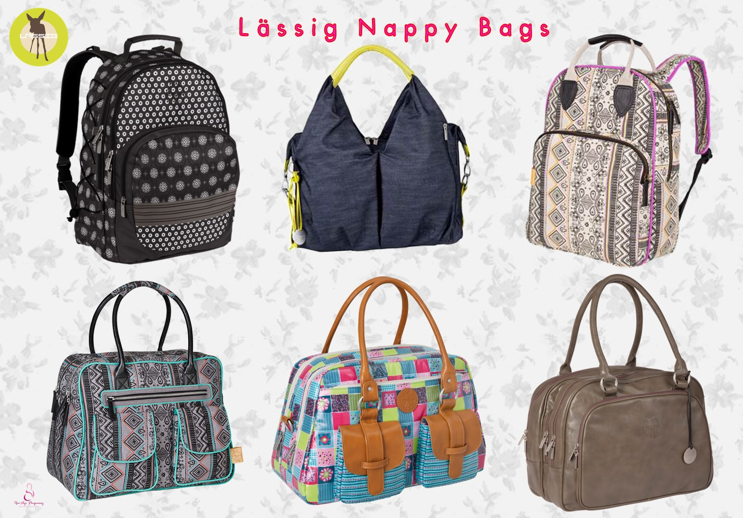 Lässig Nappy Bags Giveaway