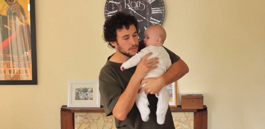 ways to carry a baby