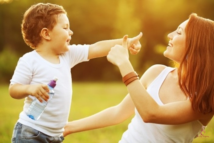 inculcating good values in your child
