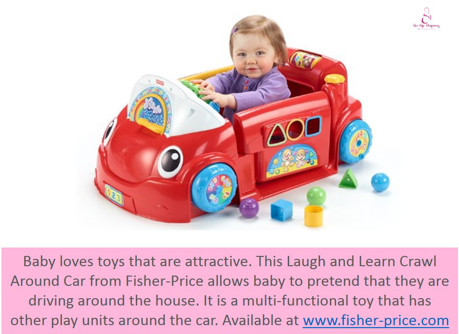learning activities for baby