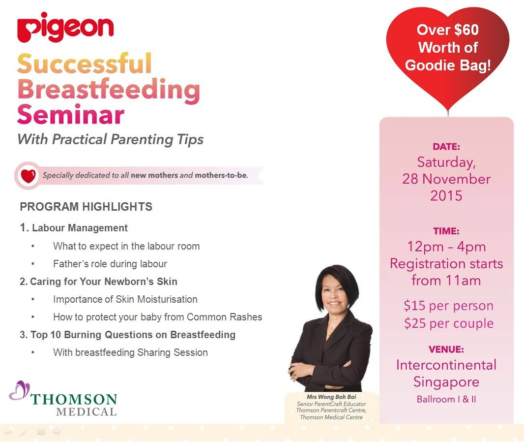 Successful Breastfeeding Seminar