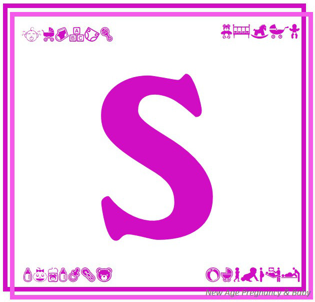 Name Of Baby Girl That Start With S