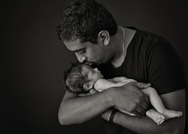 Photography in Singapore for baby ad maternity shoot