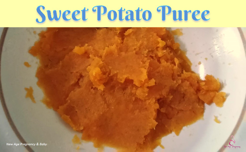 Recipe: How To Make Sweet Potato Purée In 5 Easy Steps ...