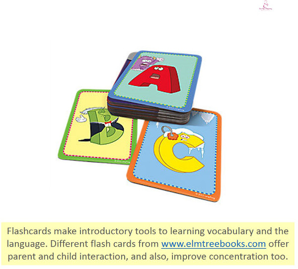 flash cards for toddler